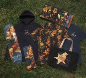 """""""Mellon Collie and the Infinite Sadness"""" de Smashing Pumpkins tiene una colección de ropa que vas a querer en tu clóset"""