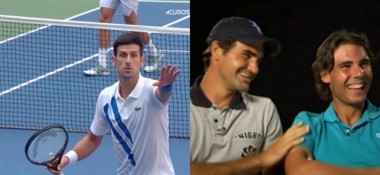 Novak Djokovic Fue Descalificado Del Us Open Y Las Redes No Lo Perdonan
