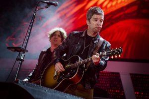 Noel Gallagher, sexualización