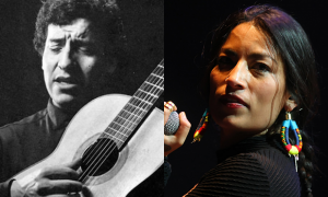 Víctor Jara Ana Tijoux