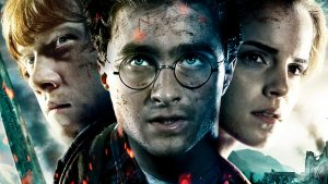 maraton harry potter