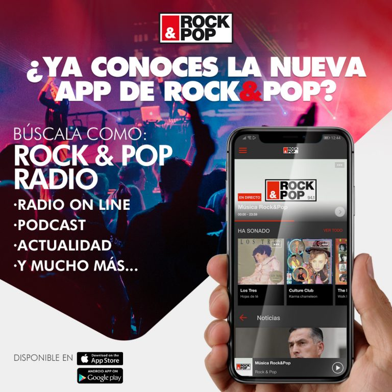 app rock and pop radio