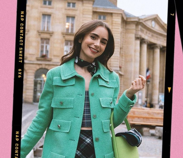 """Protagonista de """"Emily en Paris"""" comparte una linda amistad con actriz chilena"""