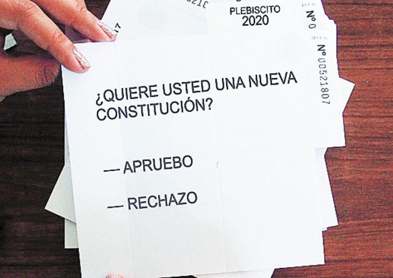 resultados plebiscito 2020