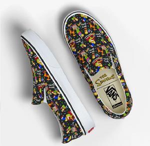 zapatillas de simpson