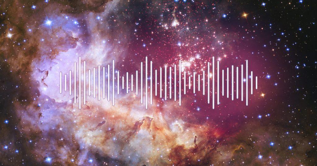 sonidos nasa