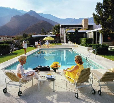 poolside glamour slim aarons
