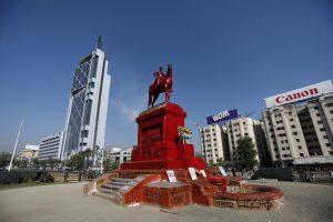 estatua baquedano