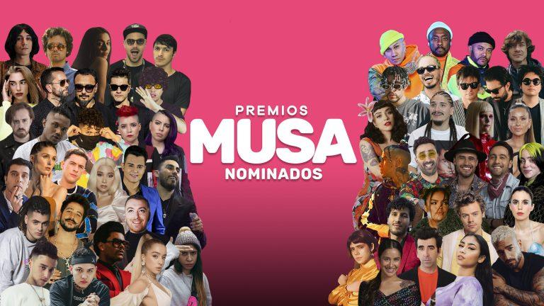 nominados premios musa
