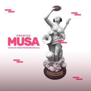 Norton Maza Premios MUSA estatuilla