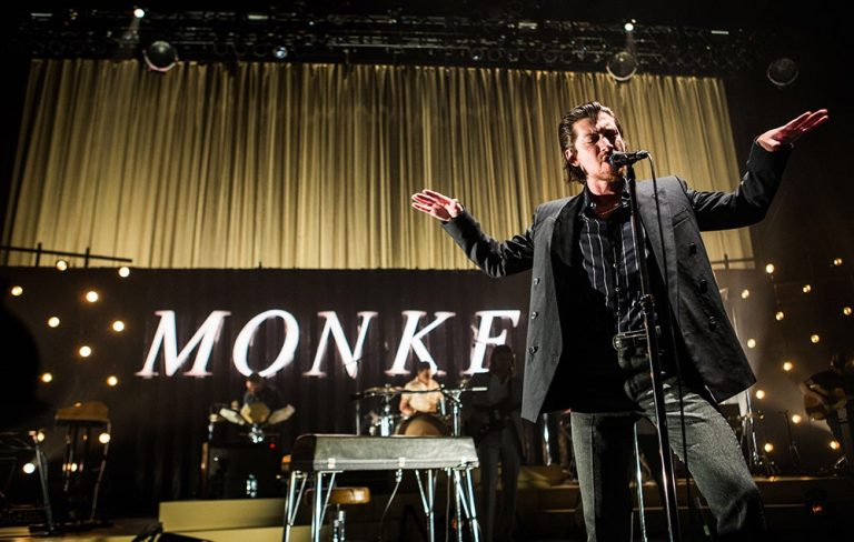 arctic monkeys álbum