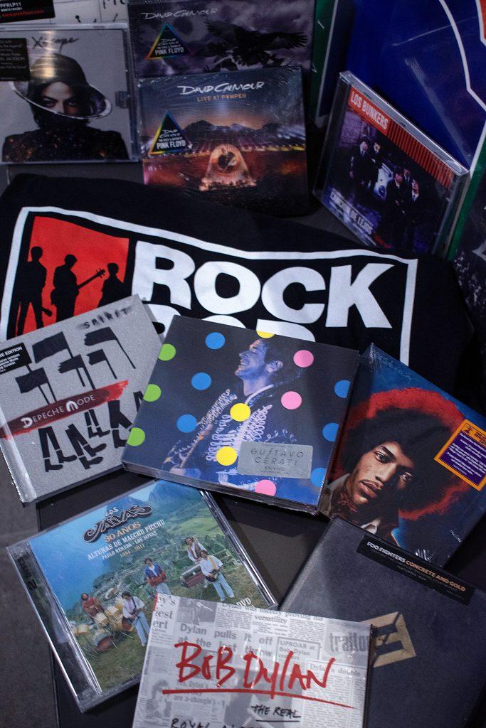 box set rock & Pop 28 años
