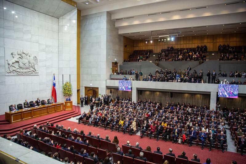 congreso de chile estudio convencion constituyente