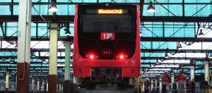NS16 nuevos trenes linea 5 de metro