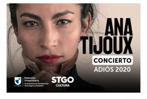 ana tijoux adios 2020