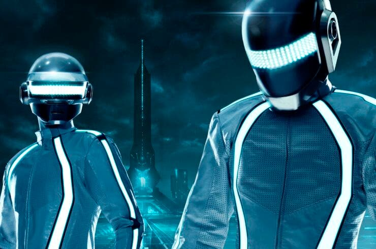 Feliz Navidad Escucha Aquí El Nuevo Material De Daft Punk