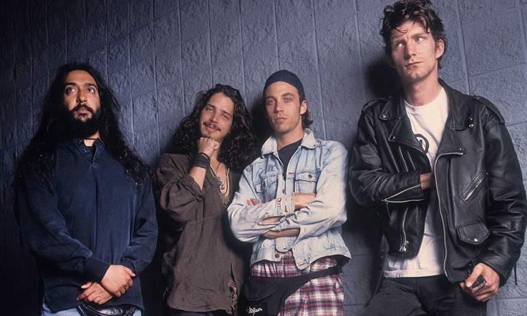 soundgarden música