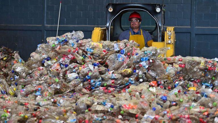 Residuos Plasticos