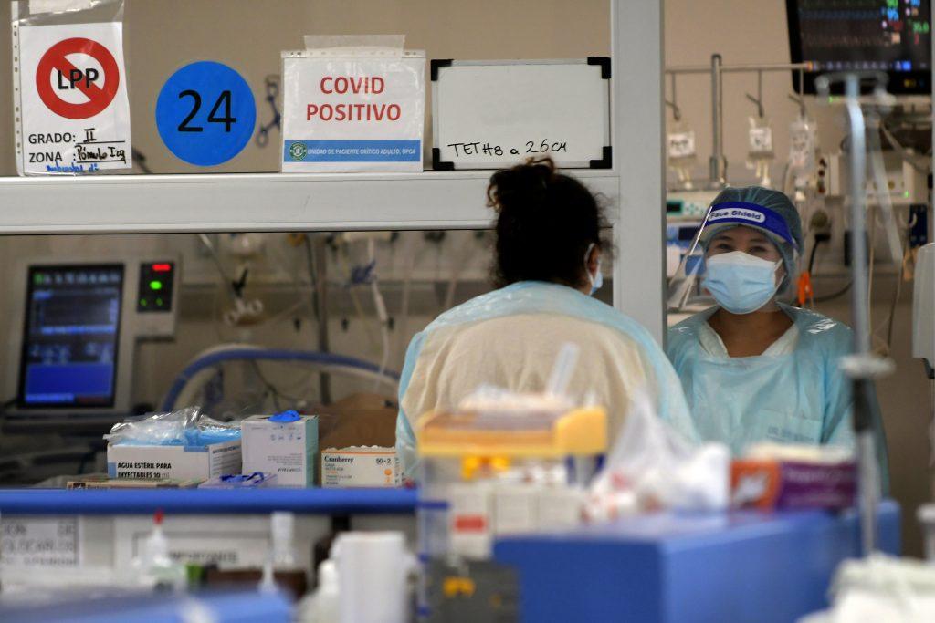 camas vacunaciones