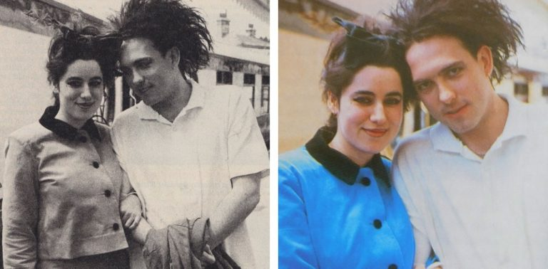 robert smith y mary poole