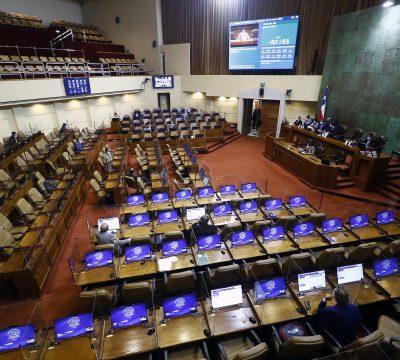 Sesion De La Camara De Diputados Analiza Postergacion De Elecciones