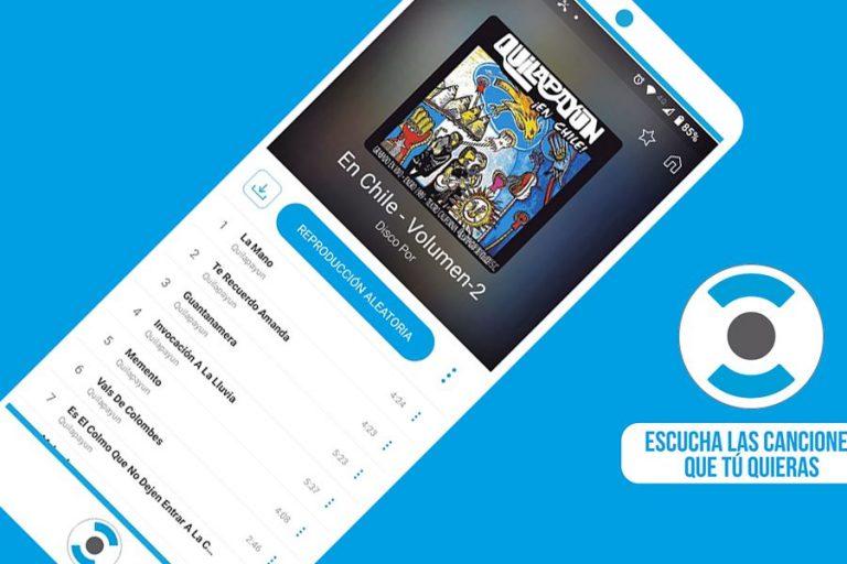 portaldisc aplicacion musica chilena app