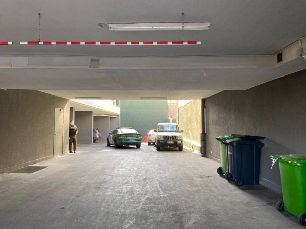 Niño Muere Caer Edificio Piso 17 Estación Central