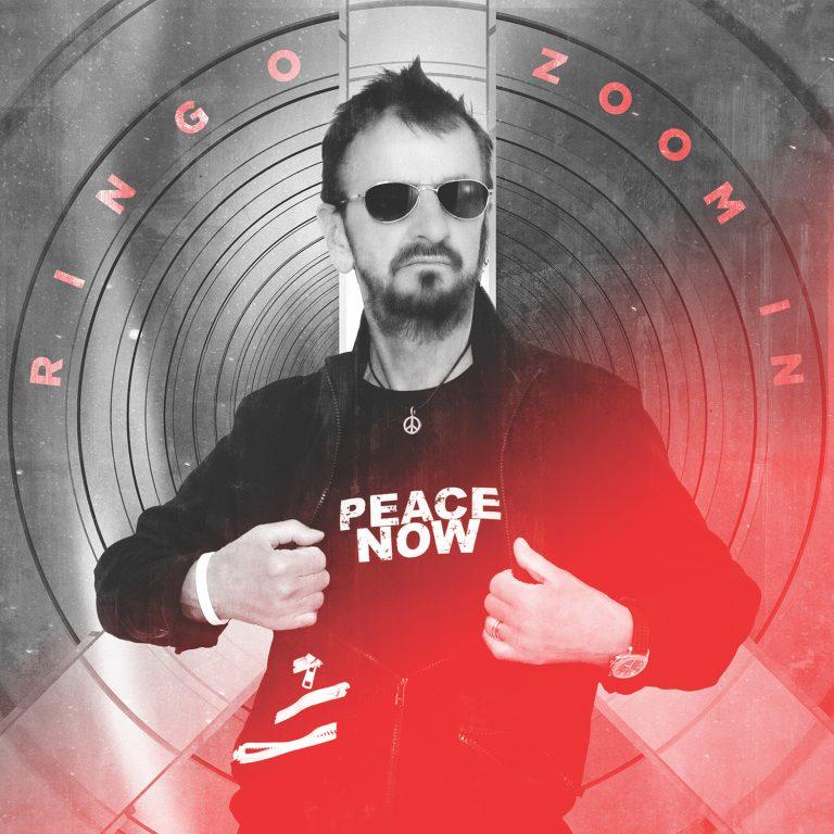 Ringo Starr_Zoom In Portada