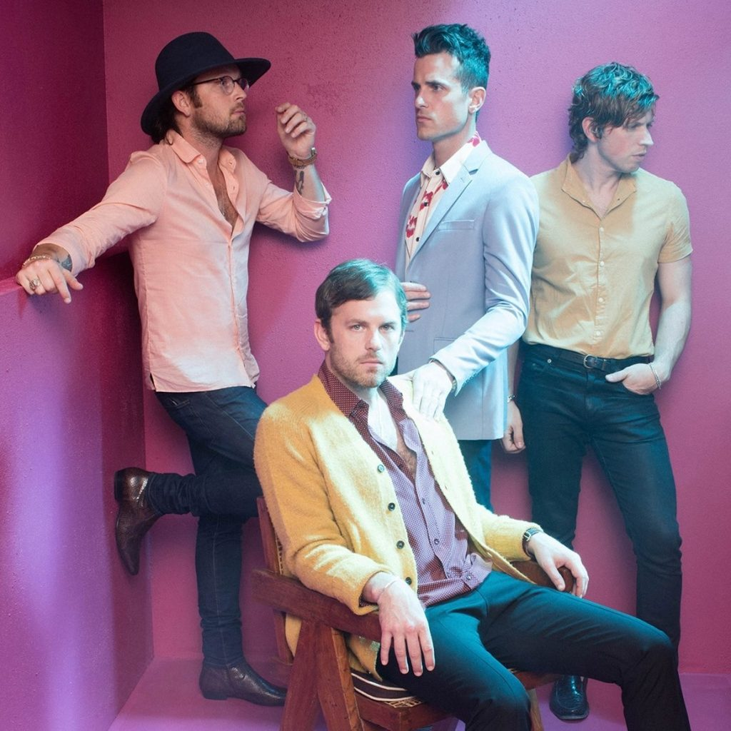 kings of leon entrevista rock and pop chile