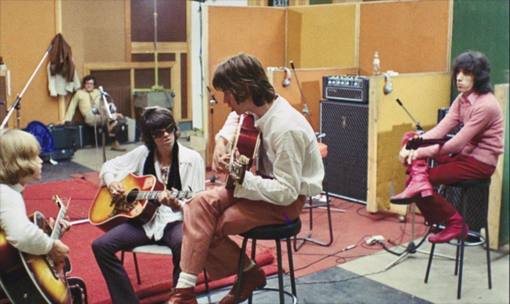 Rolling Stones Godard