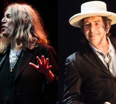 Patti smith bob Dylan