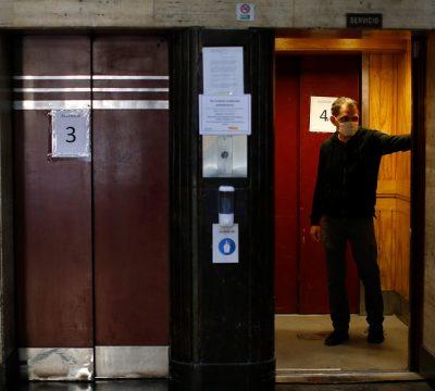 ascensor las condes