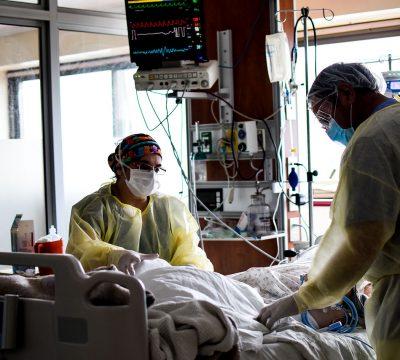 minsal hospitalizados