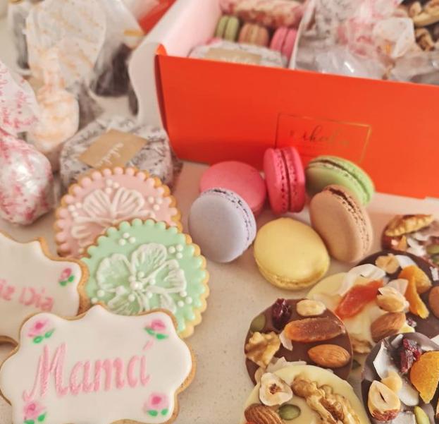 mamá regalos dulces