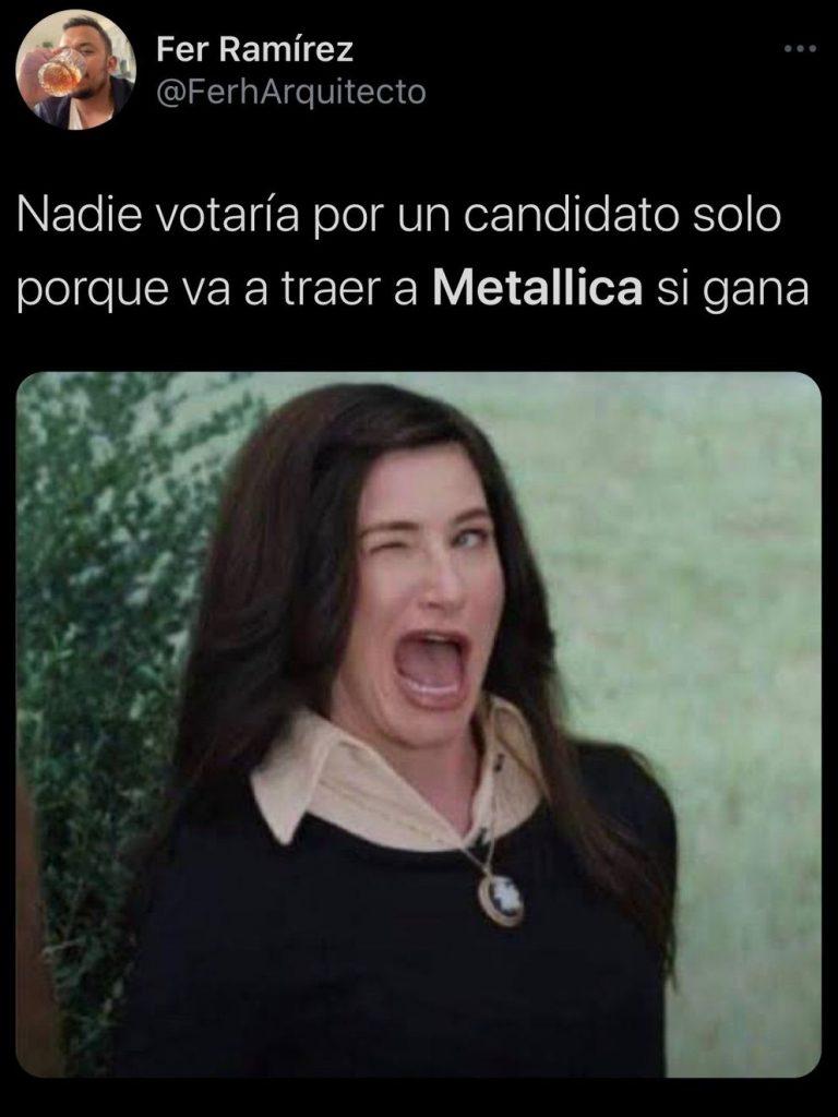 candidato metallica gratis