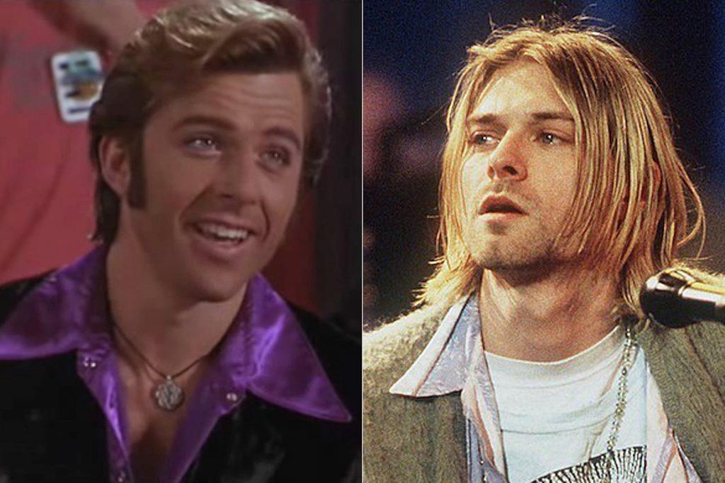Rex Manning Kurt Cobain