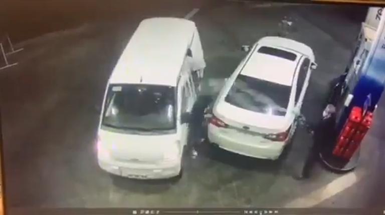encerrona bencina