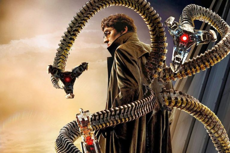 Doctor Octopus Regresa Spiderman Way