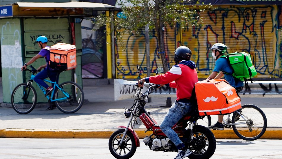 delivery instructivo