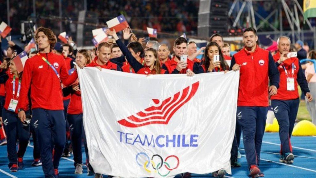 Juegos Olimpicos Tokio Chile