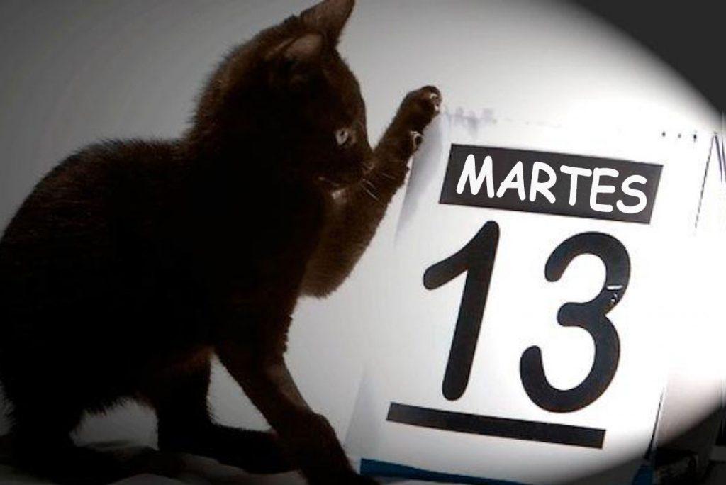 martes 13 viernes