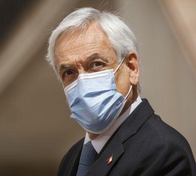 Piñera gira