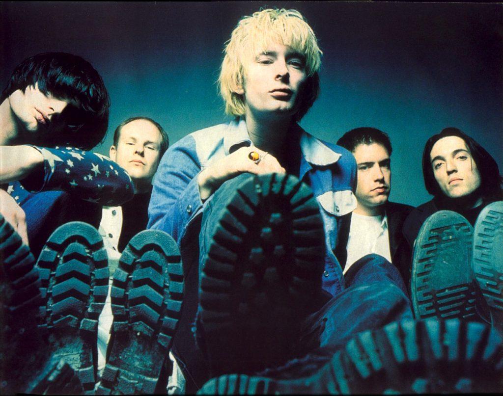 radiohead thom yorke jim morrison