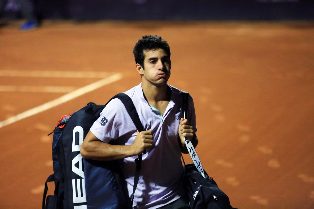 ATP 250 Cristian Garin (CH) Vs Thiago Seyboth (BRA)