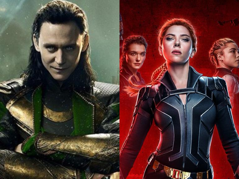 More Marvel Teaser Trailers Loki And Black Widow
