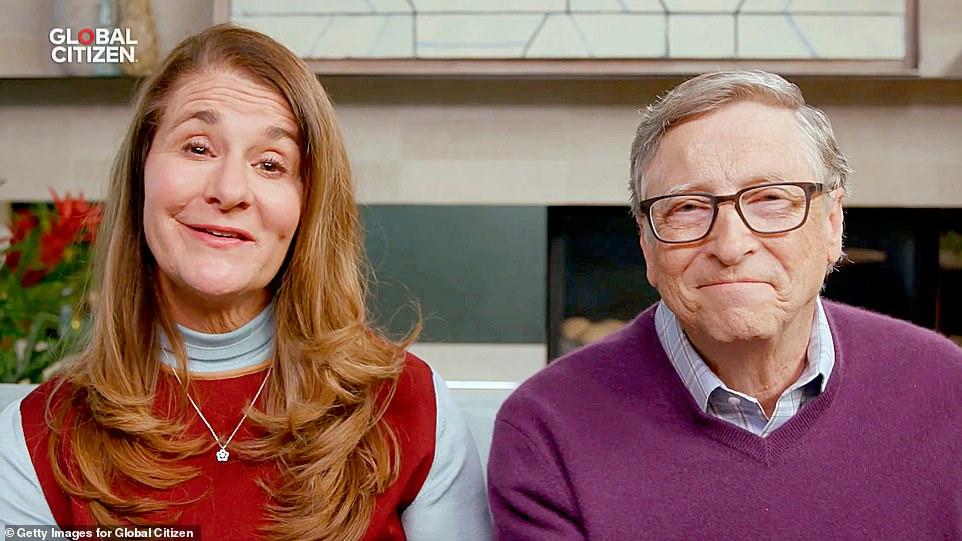 Bill Gates Separación