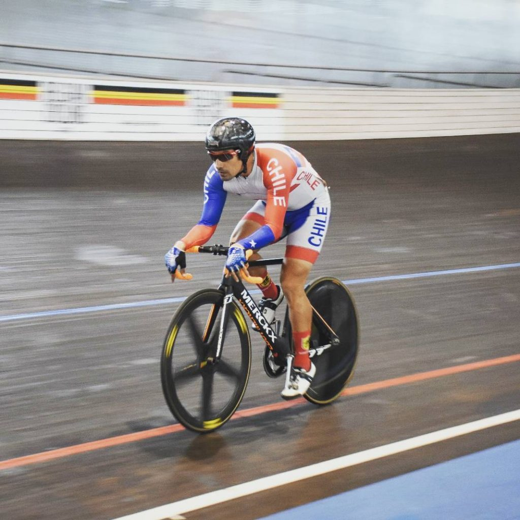 Christopher Mansilla Ciclista