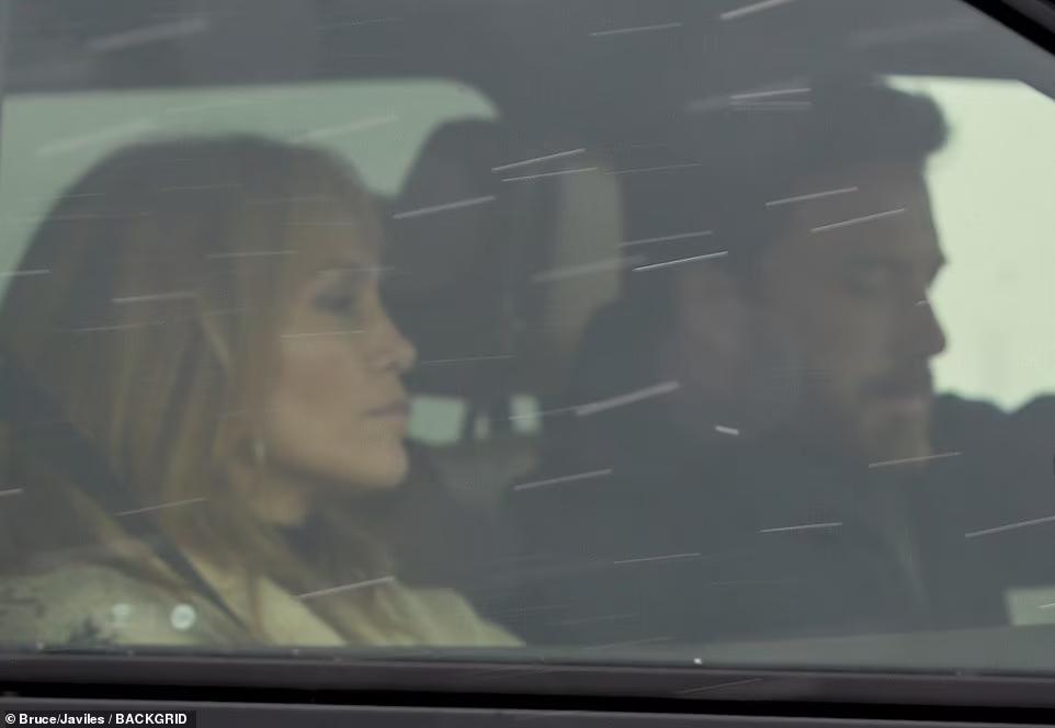 Jennifer Lopez Ben Affleck 2
