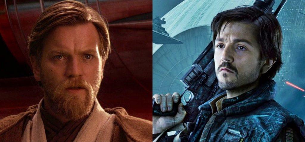 Nuevas Series Star Wars Obi Wan Kenobi Cassian Andor 1879325