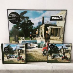 Oasis Be Here Now Concurso Rock And Pop